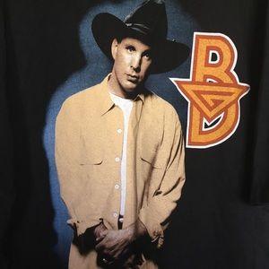 Hanes Shirts - Vintage Hanes Garth Brooks shirt. XXL (50-52)